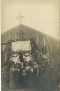 église provisoire du steentje
